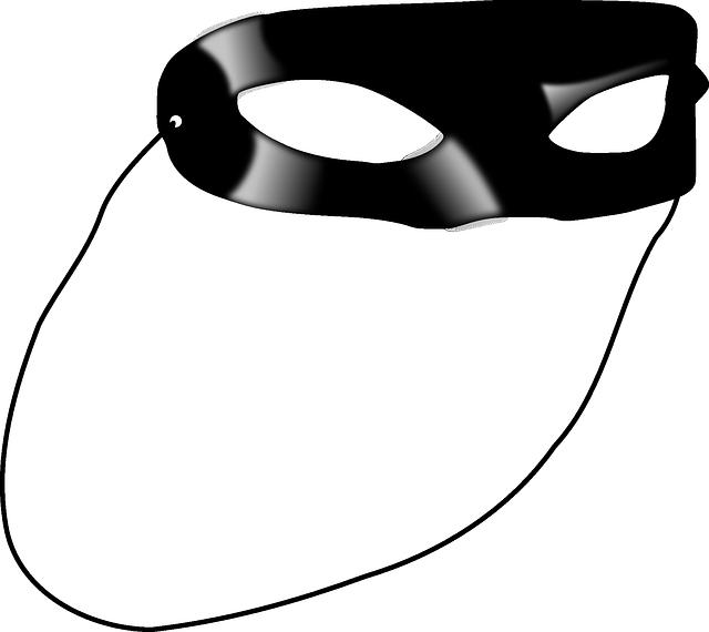 Mask your identity
